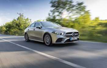 Mercedes-Benz A180 Sedan Özel Test